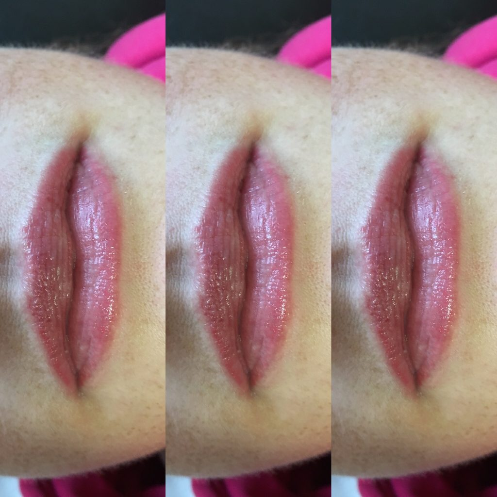Fully healed Lipblush